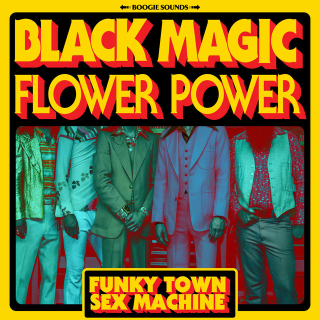 Black Magic Flower Power