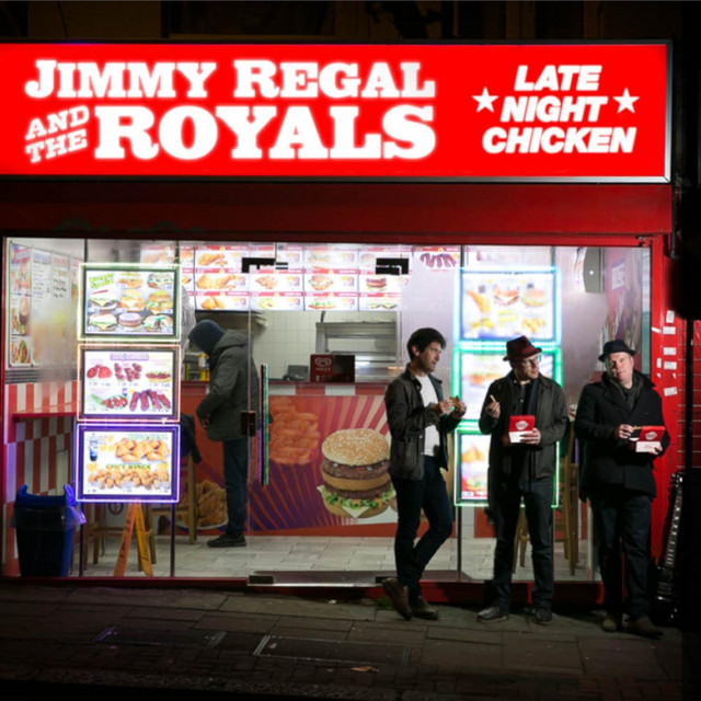 Jimmy Regal And The Royals