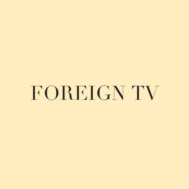 Foreign TV